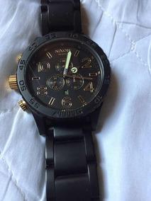 Relógio Nixon 51-30 Black Comprado Nos Eua