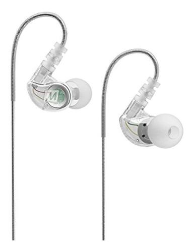 Imagen 1 de 5 de Mee Audio M6 Auriculares Internos Deportivos Con Cable Y Res