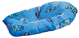 Almohada Para Baño Leachco Safer Bather Infant Bath Pad, Blu