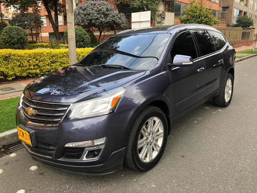 Chevrolet Traverse Lt 3.6 At 8psj 4x4