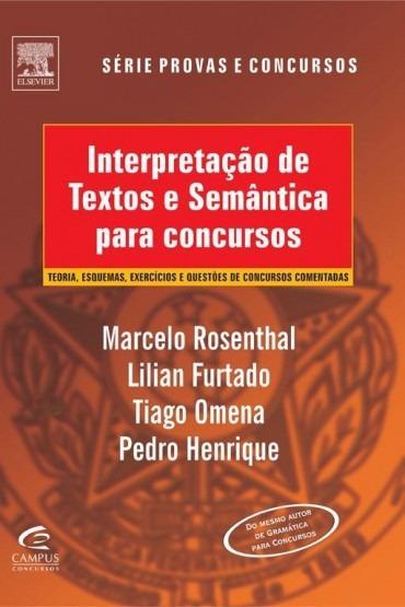 Interpretação De Textos E Semântica Para Concursos Pedro H