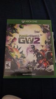 Juego Plantas Vs Zombies Gw2 Xbox One (fisico)