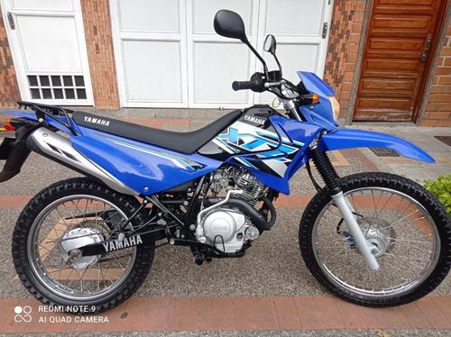 Yamaha Xtz 125,ganga