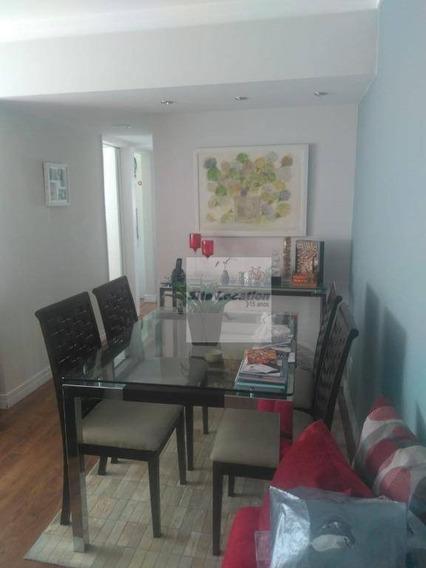 93049 * Lindo Apartamento Reformado No Brooklin - Ap2100