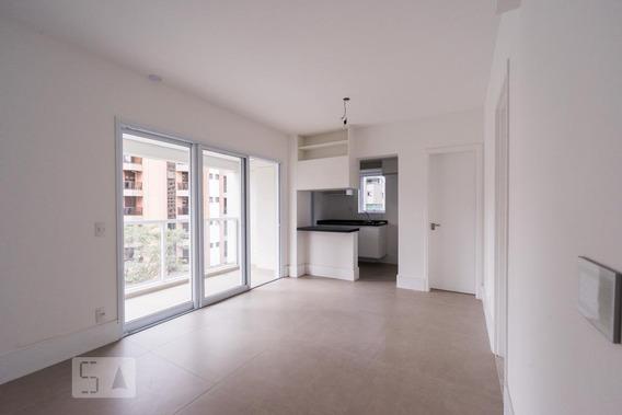 Apartamento Para Aluguel - Itaim Bibi, 1 Quarto, 50 - 892829008