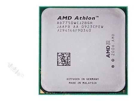 Processsador Amd Dual Core Atlhon X2 2.7ghz Am2