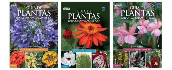 Colecao Guia De Plantas Para Uso Paisagistico