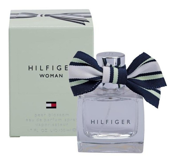 Tommy Hilfiger Woman Pear Blossom 50 Ml Eau De Parfum Spray
