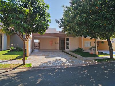 Casa À Venda Em Condomínio Residencial Flor Da Serra - Ca006943