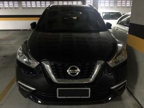 Nissan Kicks Sl 1.6 16v - Impecável - Baixa Km - Couro Bege