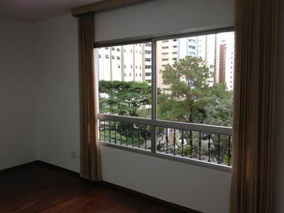 Apartamento Em Brooklin Paulista, São Paulo/sp De 105m² 3 Quartos Para Locação R$ 3.000,00/mes - Ap197461