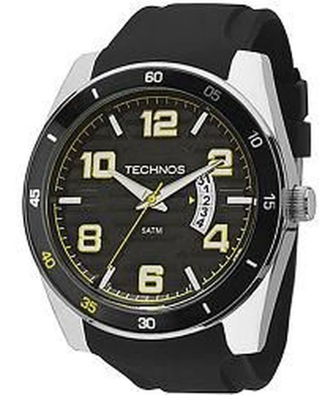 Relógio Masculino Technos Analógico 2115ksr/8y Garantia + Nf