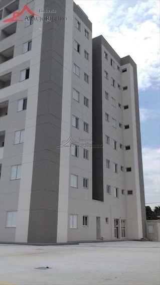 Apartamento Com 2 Dorms, Parque São Luís, Taubaté - R$ 188 Mil - V3387