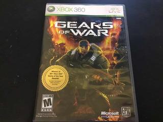 Gears Of War 1 Xbox 360