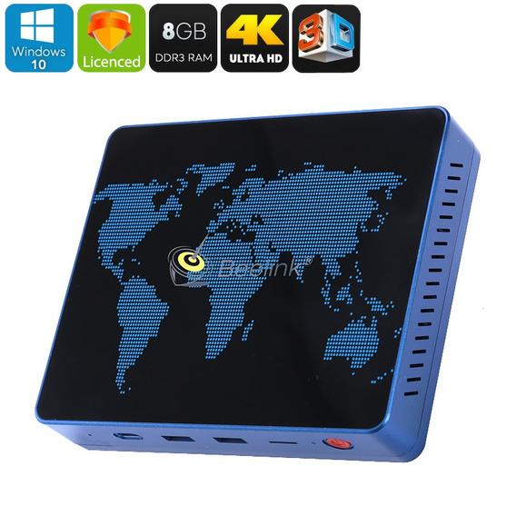 Beelink S1 Mini Pc 8gb Ram 64gb Intel Hd Graph