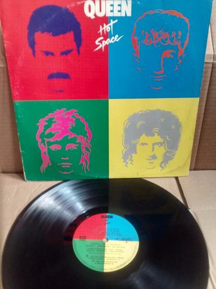 Lp Queen 1981 Hot Space