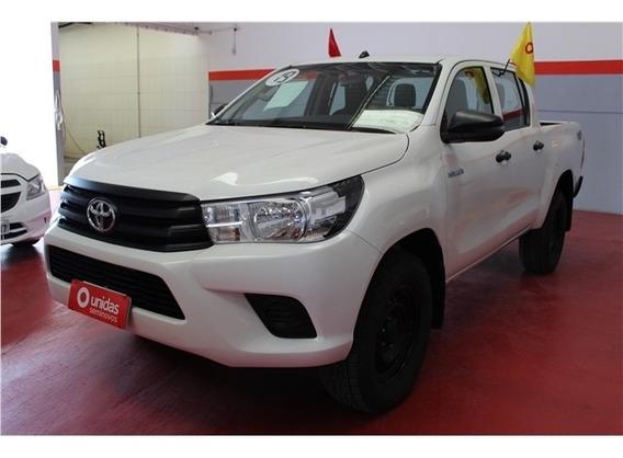 Toyota Hilux 2.8 Std 4x4 Cd 16v Diesel 4p Manual