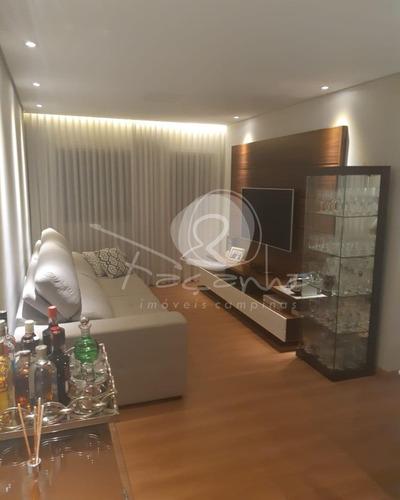 Imagem 1 de 13 de Apartamento Para Venda No Jardim Flamboyant Em Campinas - Imobiliária Em Campinas - Ap04171 - 69213520