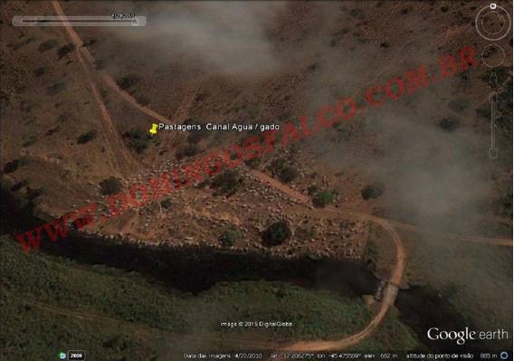 Venda - Fazenda - Zona Rural - Garapuava - Mg - D0138