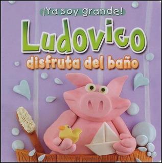 Ya Soy Grande - Ludovico Disfruta Del Baño