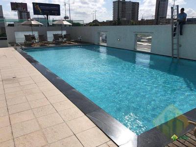 Apartamento Com 4 Dormitórios À Venda, 290 M² Por R$ 1.000.000 - Manaíra - João Pessoa/pb - Cod Ap0335 - Ap0335