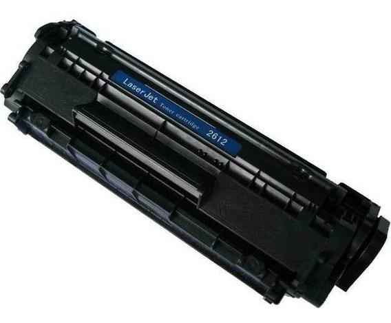 Toner Q2612a Compatível M1005 1010 1015 1018 1020 3015 3020