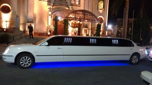 Imagem 1 de 5 de Locação De Limousine