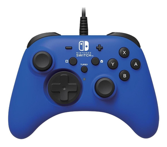 Control joystick Hori For Switch azul