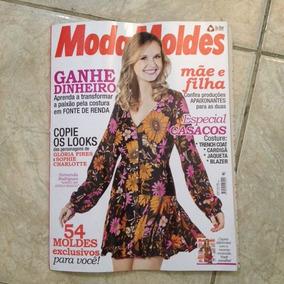 Revista Moda Moldes N73 Fernanda Rodrigues Com Moldes C2
