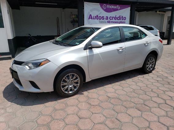 Toyota Corolla Base Cvt 2016