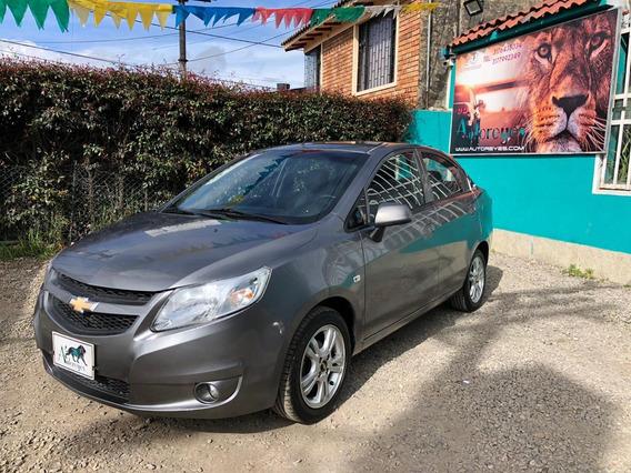 Chevrolet Sail Ltz Limited 1.4 Mt 2016