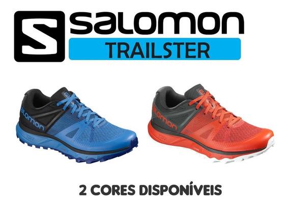 Tênis Salomon Trailster Masculino - 2 Cores Disponíveis