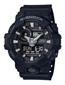Relógio Casio Masculino Preto Ga 700 1bdr Original!