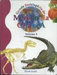 Grande Enciclopédia Da Criança Volume 3 Cia De Livros