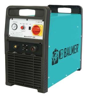 Maquina De Corte Plasma Inver Maxxicut100 Trif 380v ¿ Balmer