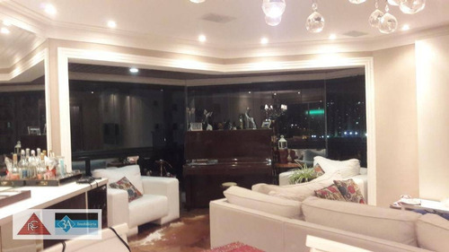Imagem 1 de 30 de Apartamento Com 3 Dormitórios À Venda, 130 M² Por R$ 1.300.000 - Jardim Anália Franco - São Paulo/sp - Ap5595