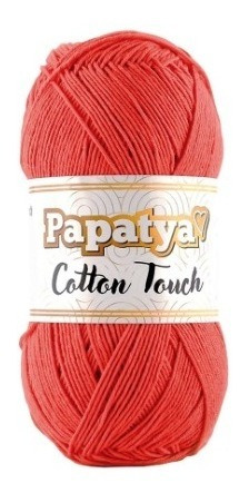 Papatya Cotton Touch Hilaza