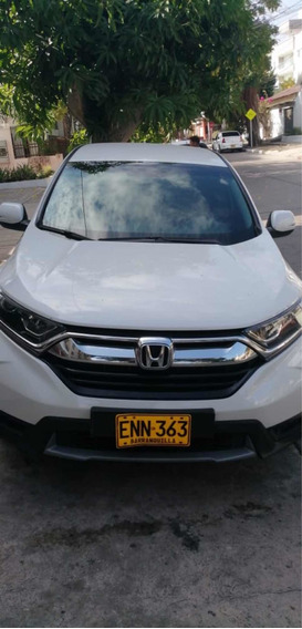 Honda Crv City Plus 2018 Aut