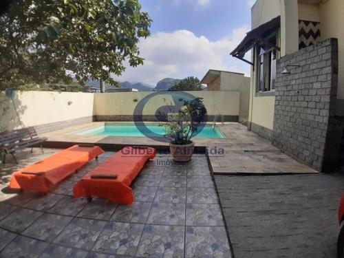 Imagem 1 de 22 de Casa 4 Quartos A Venda Na Taquara (vivendas Do Outeiro) - J-62207 - 69583994