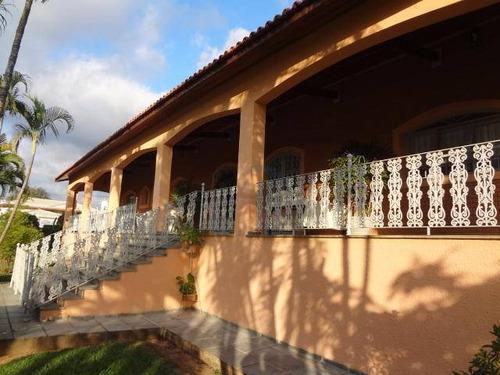 Chácara Com 4 Quartos À Venda, 2870 M² Por R$ 1.280.000 - Colinas Do Mosteiro De Itaici - Indaiatuba/sp - Ch0630