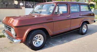 Chevrolet Veraneio 1979 Reformada Em Dia Faça Sua Oferta