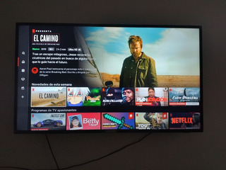 Smart Tv Phillips 50 Pulgadas 4k