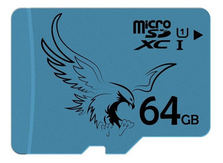 Braveeagle Micro Sd Card 64gb Class 10 U1 Microsdxc Memory C