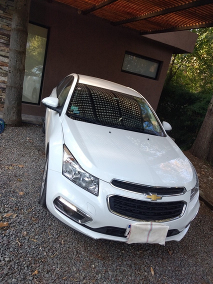 Chevrolet Cruze 1.8 Lt Mt 4 P 2016
