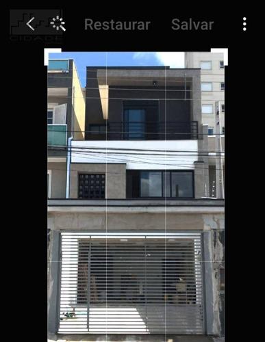 Imagem 1 de 30 de Sobrado Com 3 Dormitórios À Venda, 110 M² Por R$ 799.000,00 - Vila Nova Socorro - Mogi Das Cruzes/sp - So0047