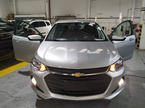 Chevrolet Onix Lt 1.2 0km 2021 Linea Nueva  Svb236