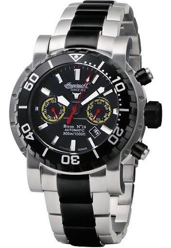 Reloj Ingersoll Automatico Gc Invicta Bulova Nautica Ferrari
