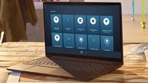 Lenovo Ideapad S740-15 15.6 4k Touch I7-9750 Laptop