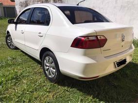 Volkswagen Voyage 1.0 Trend Tec Total Flex 4p 2013 Completo