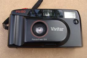 Máquina Fotográfica Vivitar Ps120